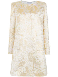printed coat Isolda