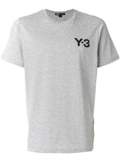 футболка с логотипом Y-3