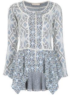 knit jacket Cecilia Prado