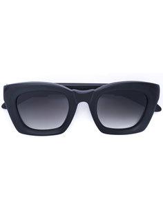 """солнцезащитные очки в оправе """"кошачий глаз"""" Kuboraum"""