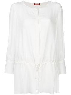 удлиненная блузка  Max Mara Studio