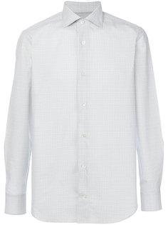 рубашка с мелким узором Eleventy