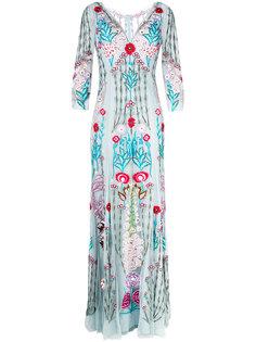 Woodland V-neck dress Temperley London