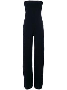 strapless jumpsuit Norma Kamali