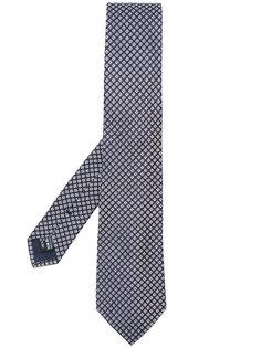 жаккардовый галстук Giorgio Armani