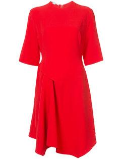 платье с драпировкой Stella McCartney