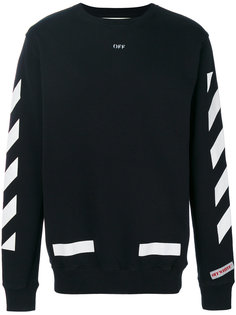 diagonals sweatshirt Off-White