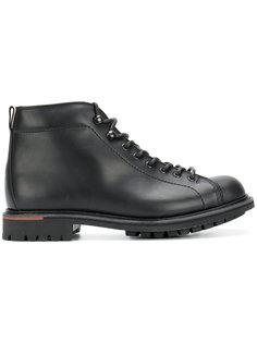 ботинки на шнуровке Churchs