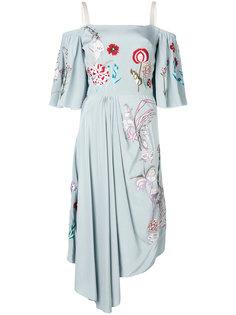 Woodland midi dress Temperley London