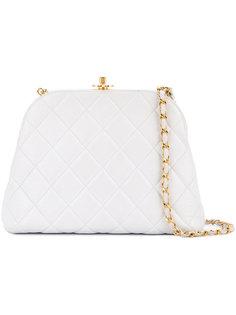 стеганая сумка на цепочке Chanel Vintage