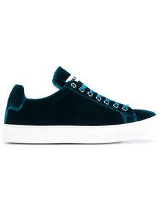 кроссовки со шнуровкой Jil Sander