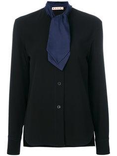 блузка с завязками Marni