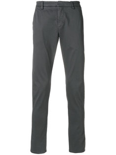 fitted tailored trousers Dondup