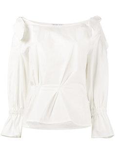 блузка с открытыми плечами Michelle Rejina Pyo