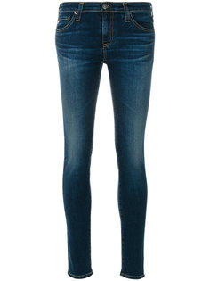 washed skinny jeans Ag Jeans