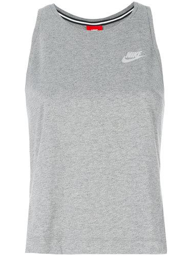 укороченный топ  Nike