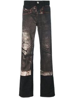 брюки Trompe Loil Jean Paul Gaultier Vintage