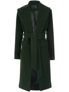 wool coat Giuliana Romanno