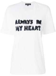 футболка Alex Always in my Heart  Markus Lupfer