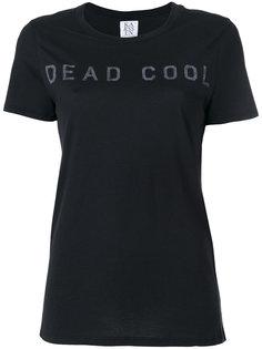 футболка Dead Cool Zoe Karssen