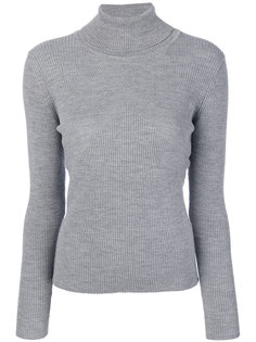 ribbed roll neck jumper Lorena Antoniazzi