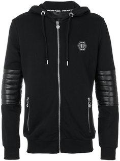Nyorai zipped hoodie Philipp Plein