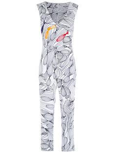 printed jumpsuit Isolda