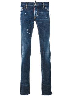 слегка состаренные джинсы Cool Guy Dsquared2