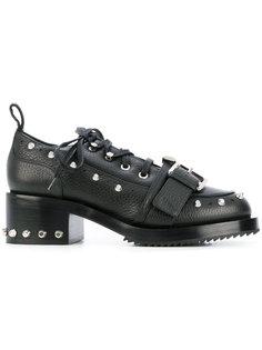 туфли на массивном каблуке Nº21