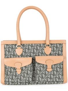 сумка с узором  Christian Dior Vintage