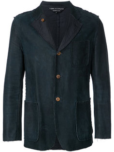 вощеный пиджак  Comme Des Garçons Vintage