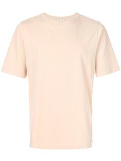 классическая футболка с круглым вырезом Marni