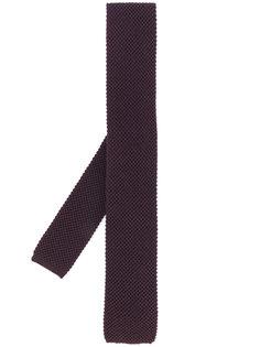 галстук с квадратным концом Eleventy
