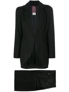 брючный костюм  John Galliano Vintage