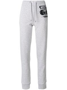 спортивные брюки Moschino