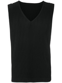 pleated tank top Homme Plissé Issey Miyake