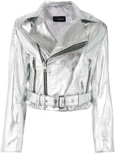байкерская куртка Manokhi