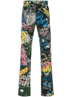 джинсы прямого кроя Loewe