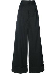 широкие брюки  Mm6 Maison Margiela