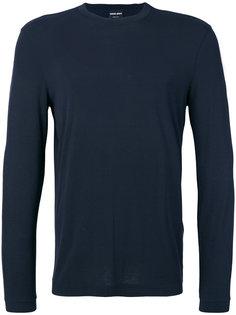 футболка с длинными рукавами  Giorgio Armani