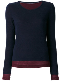 layered top Ys Y`s