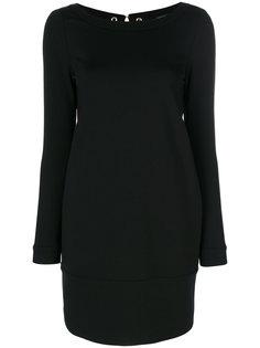 короткое платье со шнуровкой Twin-Set