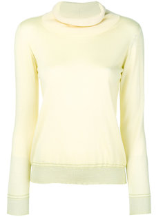 cowl neck top Lorena Antoniazzi