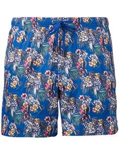 шорты для плавания с принтом Fefè