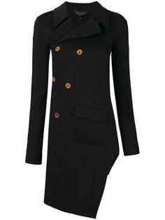 асимметричный пиджак  Comme Des Garçons Vintage