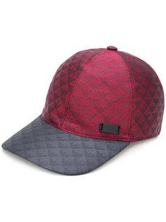 бейсбольная кепка Emporio Armani