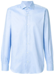classic fitted shirt Barba