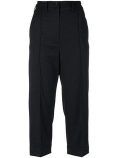 укороченные классические брюки  Mm6 Maison Margiela