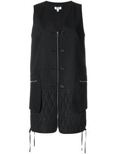 стеганая куртка-жилет  Kenzo