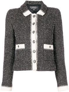 вязаный пиджак  Chanel Vintage